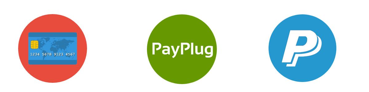Cb payplug paypal