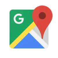 Google Maps API logo