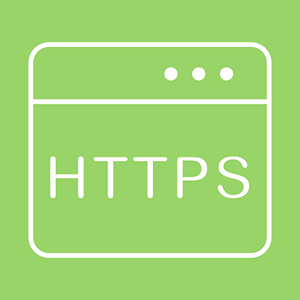 Icon option ssl