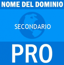 Dominio Secondario